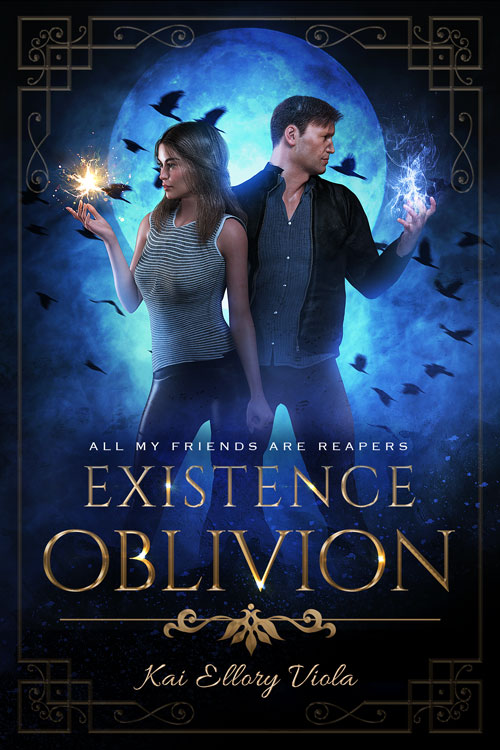 Book Cover: Existence Oblivion