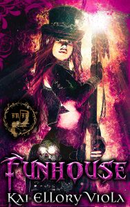 Book Cover: Funhouse by Kai Ellory Viola